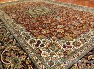 red-isfahan-silk-on-silk-rug-burgundy-maroon-traditional-carpet-oriental-carpets-museum-quality-handknotted-area-rugs-accent-medallion-persian-style-fine-carpets-6ftx9ft-6